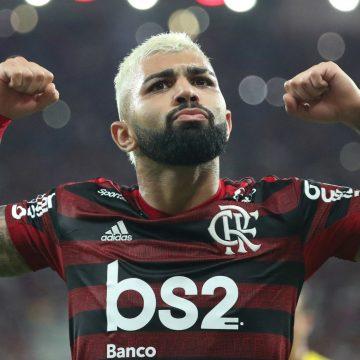 Flamengo vence o Resende de virada no Maracanã com direito a gol do Gabigol