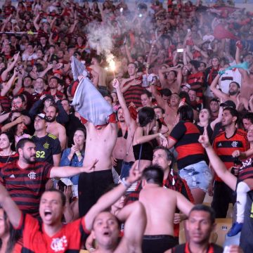 Fluminense x Flamengo: torcida rubro-negra esgota ingressos para o setor Norte