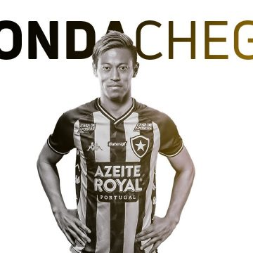 Fornecedora de material do Botafogo fará 30 mil camisas especiais para Honda