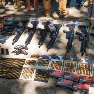 Gaeco faz operação contra tráfico de drogas e venda de armas na região