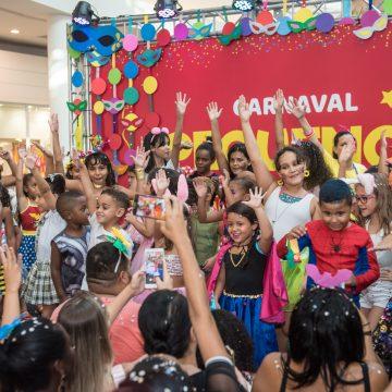 Shopping Grande Rio promove Bailinho Infantil