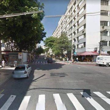 Guarda municipal é atropelado duas vezes por motorista que era multado na Tijuca