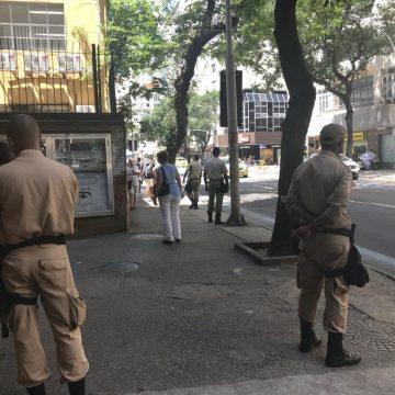 Guardas Municipais do Rio decidem entrar em greve de sábado de carnaval até terça