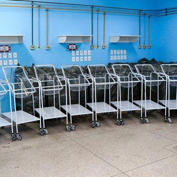 Hospital Municipal São Francisco Xavier recebe novos berços