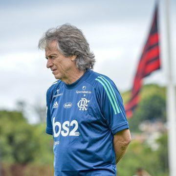 """Jorge Jesus é procurado por portugueses, mas Flamengo mantém """"gelo no sangue"""" por renovação"""