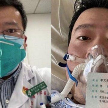 Autoridades anunciam morte de médico chinês que alertou sobre coronavírus; hospital nega