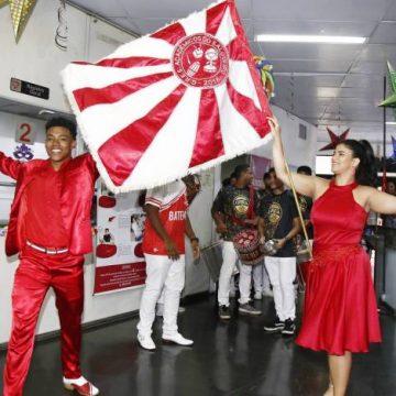 'Meu sangue é carnaval' incentiva doação durante os dias a folia no Hemorio
