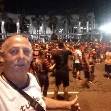 Morre no Rio torcedor do Flamengo agredido por torcedores do Peñarol antes de jogo na Libertadores