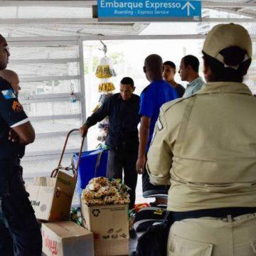 PMs inscritos no Proeis começam a patrulhar estações do BRT