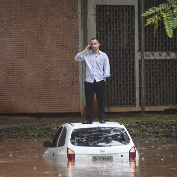 Paulistanos ficam ilhados em casas e na rua por causa dos alagamentos; veja relatos