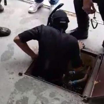Polícia procura em esgoto de condomínio no Rio arma usada na morte de Marielle e Anderson