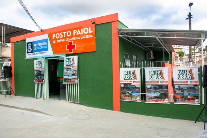 Posto de Saúde do Paiol é entregue reformado à população