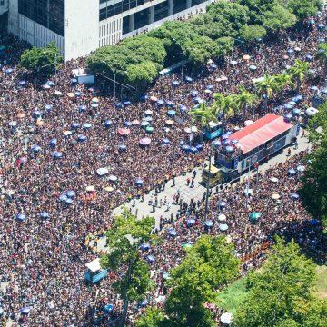 Pré-carnaval do Rio tem quase 100 blocos até domingo; veja a relação