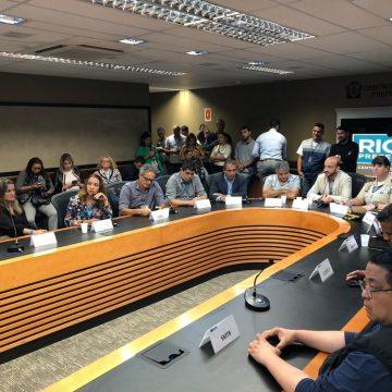 Prefeitura do Rio monta esquema especial com grandes eventos na cidade no fim de semana