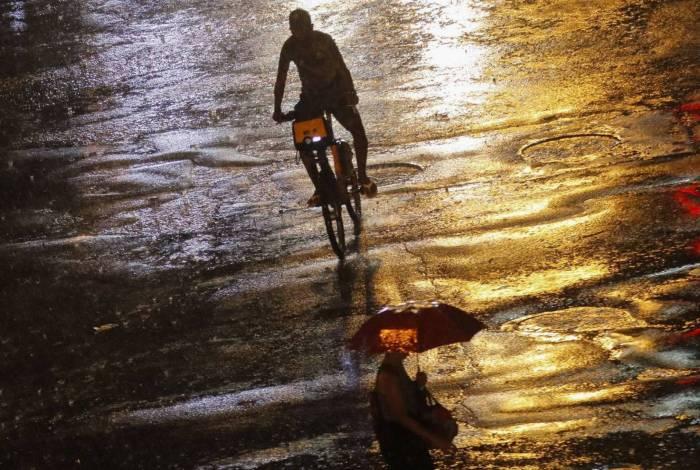 Rio entra em Estágio de Mobilização e tem previsão de chuva moderada a forte