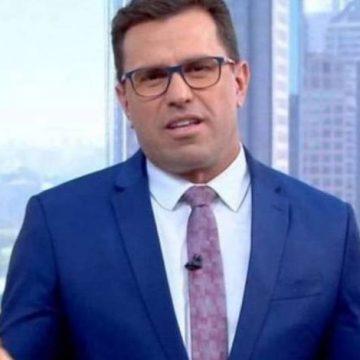 Rodrigo Bocardi é acusado de racismo por atitude no 'Bom Dia SP'