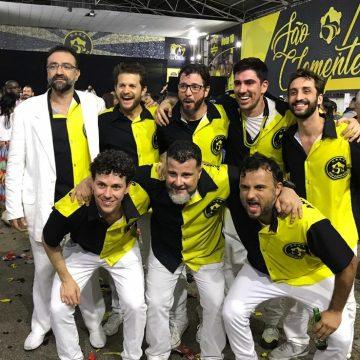 São Clemente terá time de humoristas no desfile do 'conto do vigário'