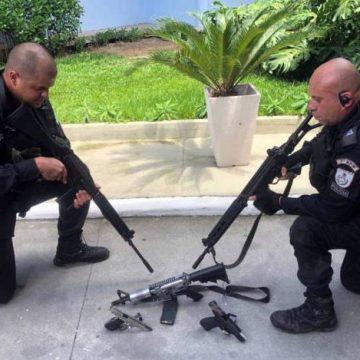 Suspeitos são baleados em ação para prender envolvidos na morte de PM de Cabo Frio