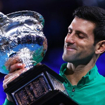 """Djokovic se aproxima de recorde e diz: """"Ser número 1 da história é um dos meus objetivos"""""""