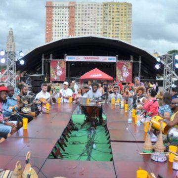 Terreirão do Samba terá shows de Alcione, Belo e Ferrugem no carnaval
