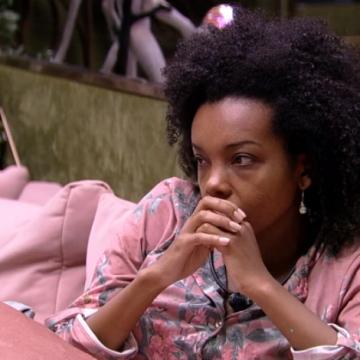 Thelma chora por falta de comida no 'BBB 20' e internautas sobem hashtag 'Fome não é entretenimento'