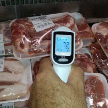 Vigilância Sanitária notifica supermercado após denúncia