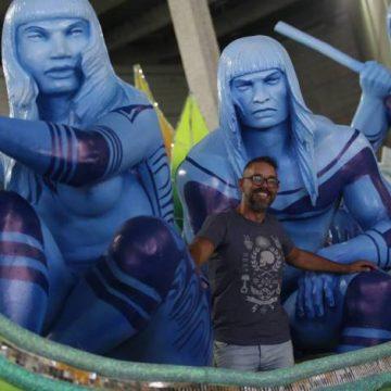 Vila Isabel prepara alegorias gigantescas para fazer jus ao enredo deste ano