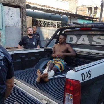 Acusado de vários sequestros-relâmpago na Barra e Recreio é preso na Vila Kennedy