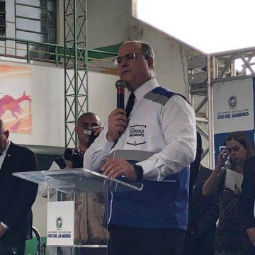 Witzel parabeniza polícia por ação que resultou na morte do miliciano Adriano Nóbrega