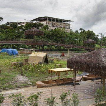 Zoológico do Rio tem previsão de reabertura para julho com 'aventura selvagem' e piscina para elefantes