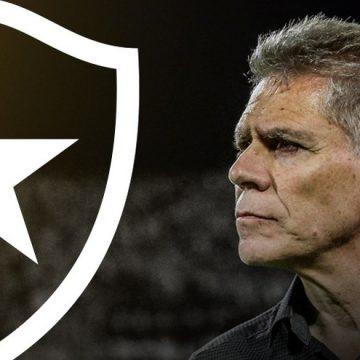 Paulo Autuori é o novo técnico do Botafogo