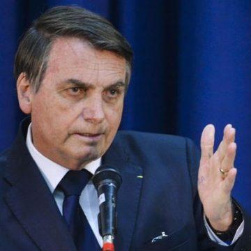 Em mensagem, Bolsonaro pede ao Congresso votação da reforma tributária e de BC independente