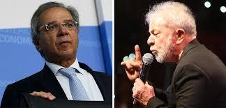 """Lula critica Guedes em Twitter: """"não suporta ascensão social dos mais pobres"""