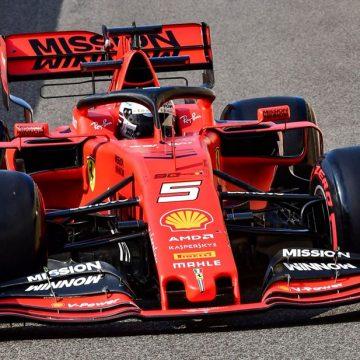 F1 2020: Ferrari apresenta novo carro com vermelho mais forte para tentar quebrar jejum de títulos