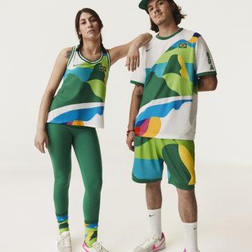 Brasil lança uniforme da seleção de skate para Tóquio 2020 com inspiração no Rio de Janeiro