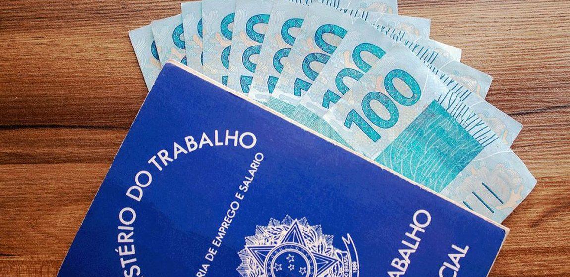 Salário mínimo sobe para R$ 1.045 a partir deste sábado