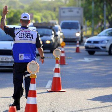 Lei Seca começa operação móvel com mudanças rápidas de local no estado do RJ