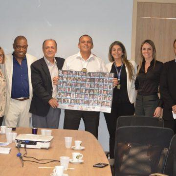 Presidente da FIA se reúne com Secretário de Policia Civil e anuncia criação do Núcleo do Programa SOS Criança Desaparecida na Baixada Fluminense