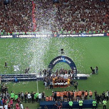 É campeão! Flamengo vence o Independiente del Valle  e conquista a Recopa