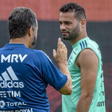 Restam três: Pedro Rocha, Thiago Maia e Léo Pereira se preparam para estrear no Flamengo
