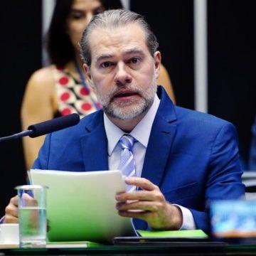 Toffoli reage a vídeo compartilhado por Bolsonaro: 'Brasil não pode conviver com clima de disputa permanente'