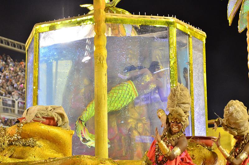 Viradouro é a campeã do carnaval 2020 no Rio de Janeiro