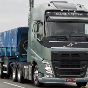 Volvo Caminhões anuncia investimento de R$ 1 Bilhão no Brasil