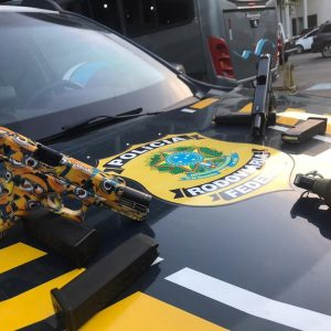 PRF prende suspeito da morte de policial federal no Rio