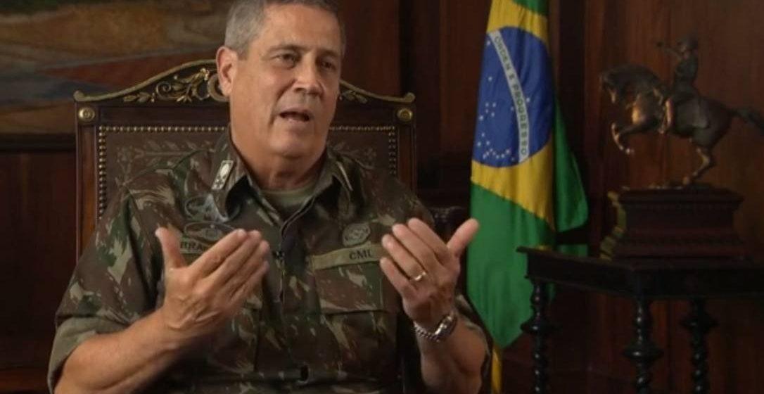 Bolsonaro convida general Braga Netto para assumir a Casa Civil no lugar de Onyx