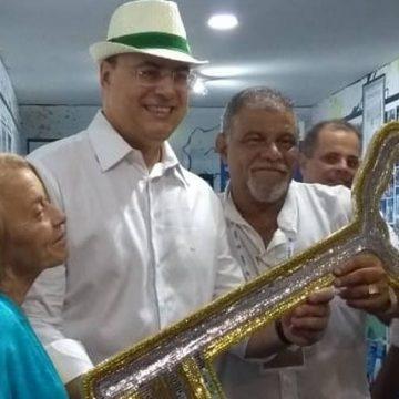 Wilson Witzel: 'O carnaval do Rio precisa ser reestruturado'