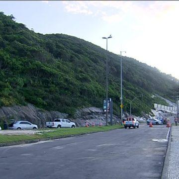 1º dia útil da Av. Niemeyer aberta após 9 meses tem expectativa de menos trânsito na Lagoa-Barra