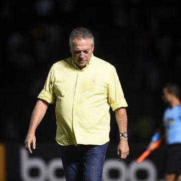 Abel Braga não é mais técnico do Vasco