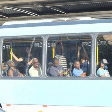BRT é multado por superlotação após recomendação para evitar aglomeração