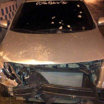 Cinco traficantes são presos durante roubo de carro, dentre eles chefes do tráfico da Chatuba
